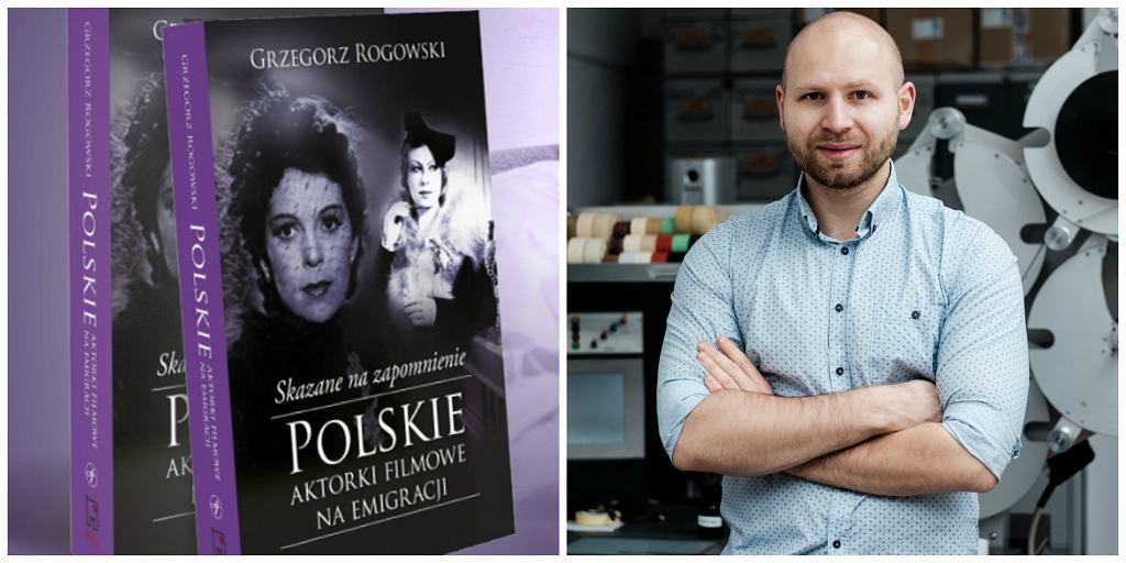 Książka ''Skazane na zapomnienie...'' Grzegorza Rogowskiego ukazała się nakładem Wydawnictwa Muza (fot. materiały prasowe)