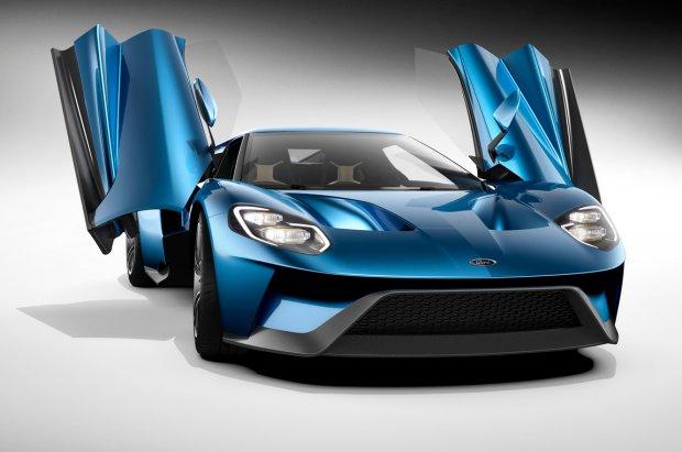 Ford GT | Nie kupisz go tak �atwo...