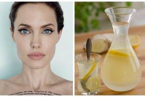Odchudzający napój Angeliny Jolie. Potrzebujesz jedynie 3 składników