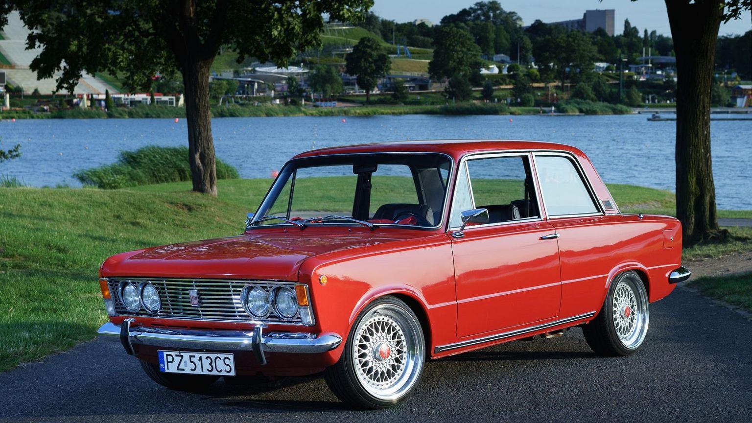 Odpalanie silnika i prezentacja Fiata 125p 1986r 1.5c na ...