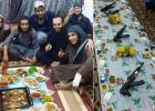 W czasie religijnej kolacji otruto 45 terroryst�w z Pa�stwa Islamskiego. To mo�e by� plotka