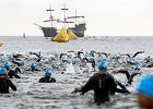 09.08.2015. Gdynia, Triathlon Herbalife Ironman. Fot. Lukasz Głowala