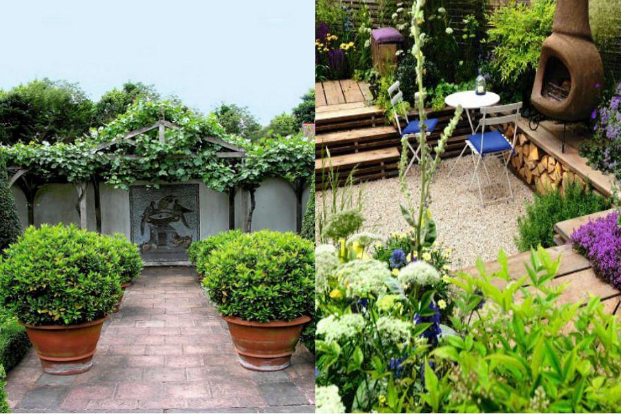Jak Urządzić Mały Ogród