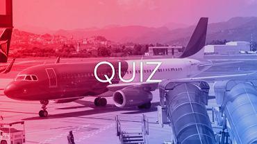 Usun�li�my nazwy linii lotniczych z samolot�w. Poznasz, do kogo nale��? [QUIZ]