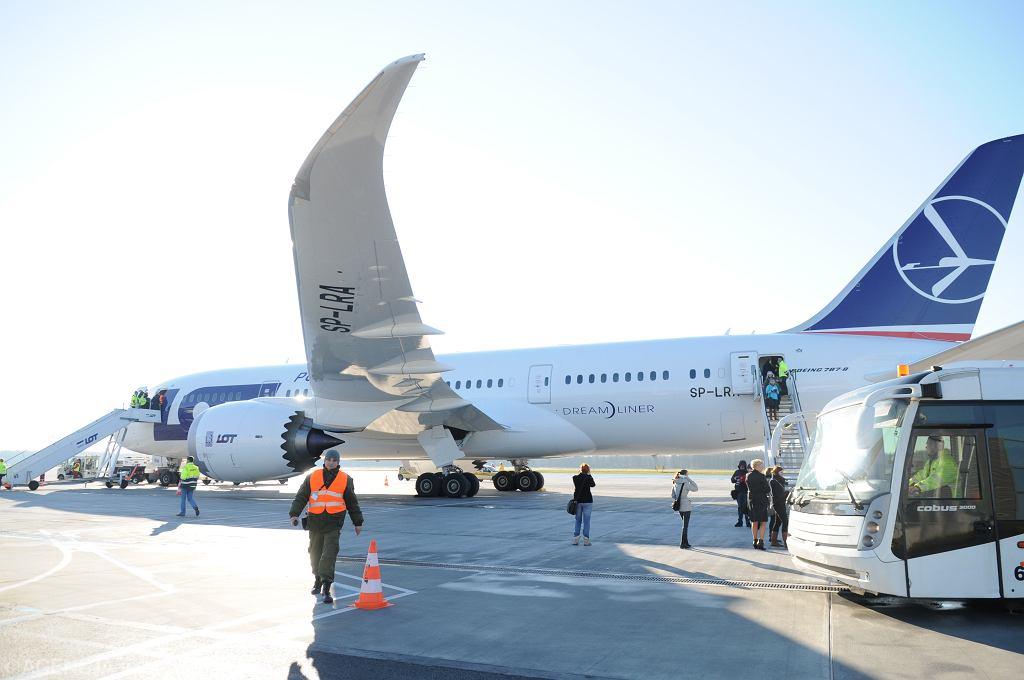Boeing 787 Dreamliner PLL LOT
