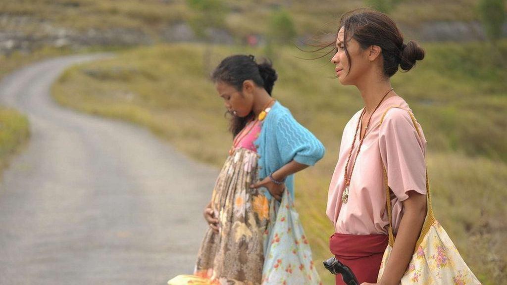 Kadr z filmu 'Marlina: zbrodnia w czterech aktach' / Materiały prasowe Festiwalu Filmowego Pięć Smaków