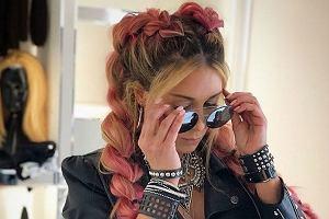 Małgorzata Rozenek pokazała stylizację na Guns'n'Roses