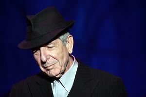 """Leonard Cohen przygotowuje się do wydania nowej płyty """"You Want It Darker"""" i najwyraźniej czuje się spełnionym artystą i człowiekiem."""