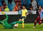 Bramkarz Trabzonsporu przeszed� operacj� i nie zagra w meczu z Legi�