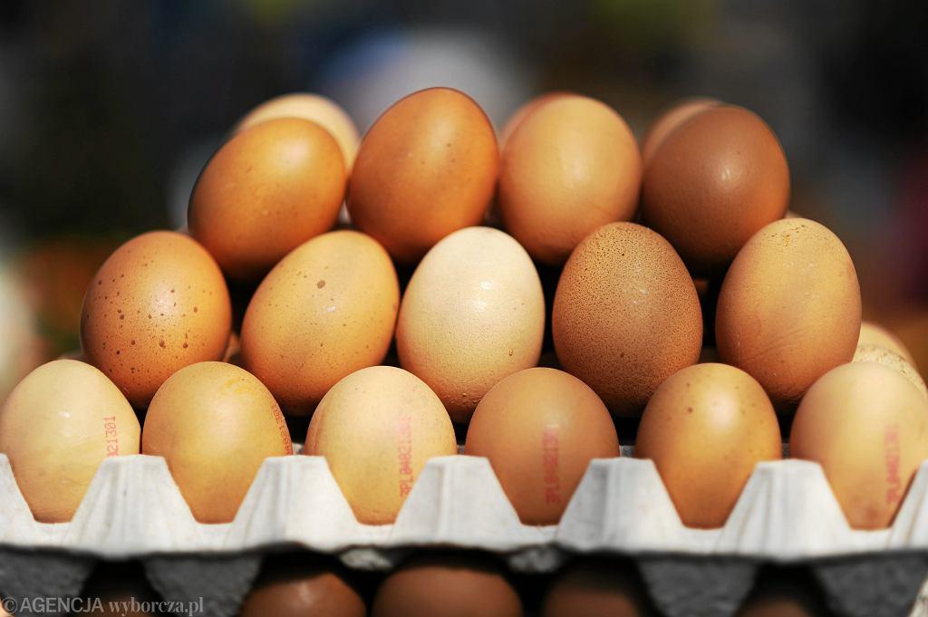 Jajka drożeją z tygodnia na tydzień