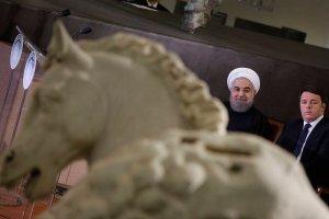 Nagość za parawanem. Dla prezydenta Iranu Włosi zasłonili antyczne rzeźby