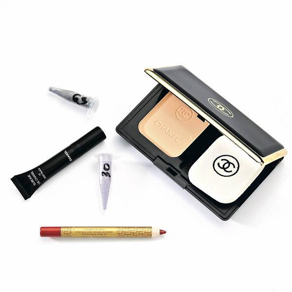 6684ac511631c Kliknęłam na aukcji 'kup teraz' w puder Chanel Universelle Compacte (na zdj.