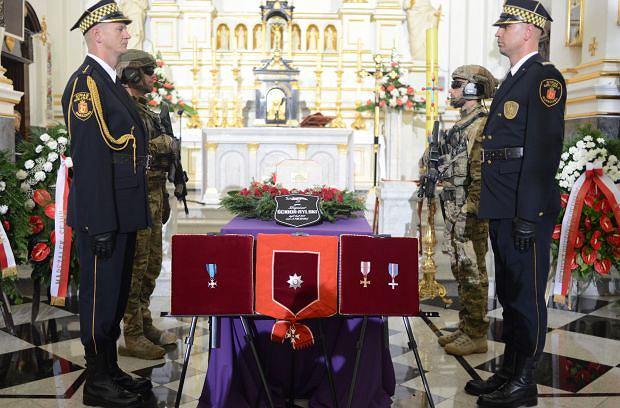 Gen. Ścibor-Rylski zmarł w wieku 101 lat