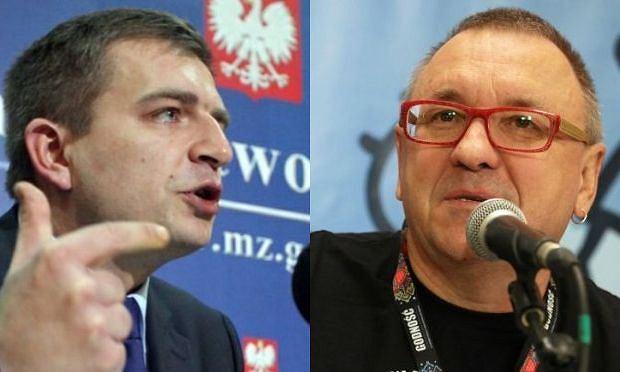 Bartosz Arłukowicz, Jerzy Owsiak