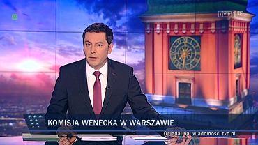 """""""Wiadomości"""", 08.02.2016"""
