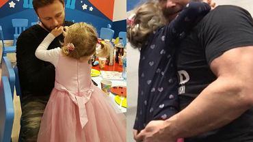 Konrad Gaca osierocił córkę