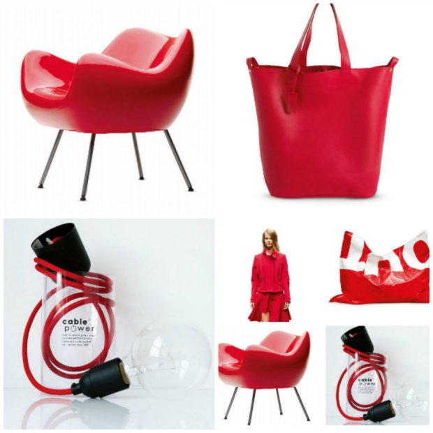 Zdjęcie numer 1 w galerii - Trendy: modna czerwień