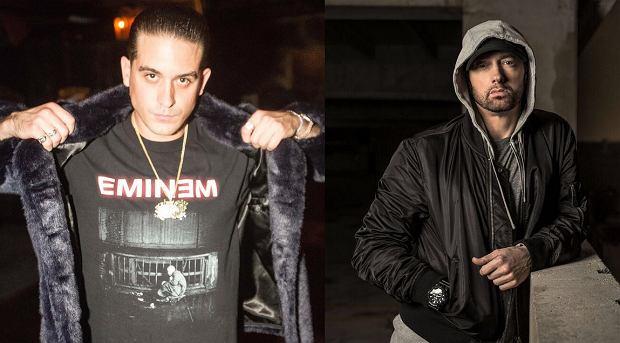 G-Eazy oraz Eminem wydali swoje nowe krążki tego samego dnia. W mediach aż dudniło od potencjalnego starcia raperów. Oczekiwano rywalizacji, mocnych komentarzy oraz interwencji fanów swoich idoli. Okazuje się jednak, że G-Eazy, po którym nikt nie spodziewał się takiego kroku, przerwał narastające napięcie i okazał respekt Eminemowi.