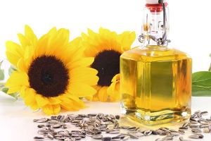 Olej słonecznikowy - bogactwo witaminy E