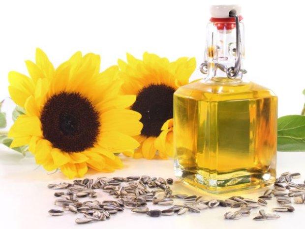 Olej s�onecznikowy - bogactwo witaminy E