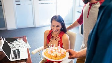 Urodziny w pracy