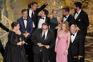"Oscary 2016. Si�a ra�enia ""Spotlight"" [SOBOLEWSKI]"