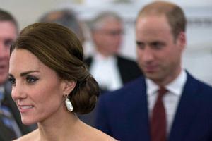 Książę William, księżna Kate