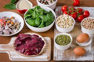 Jak wzbogacić swoją dietę w żelazo?