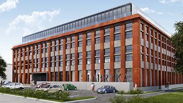 Tak po rewitalizacji ma wyglądać dawny budynek Fabryki Broni w Radomiu
