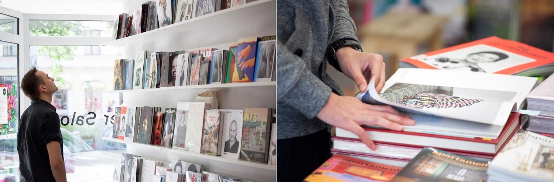 Super Salon przyciąga uwagę swoim surowym, minimalistycznym wystrojem (fot. materiały prasowe)