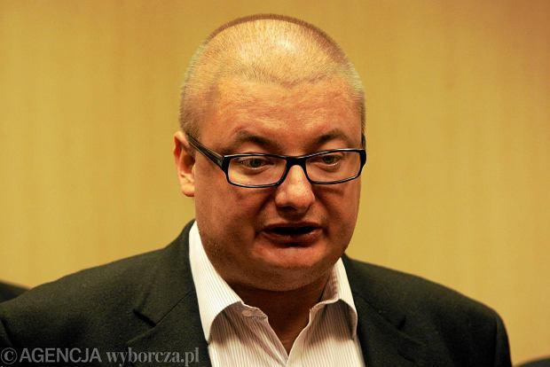 Micha� Kami�ski jedynk� PO w okr�gu lubelskim