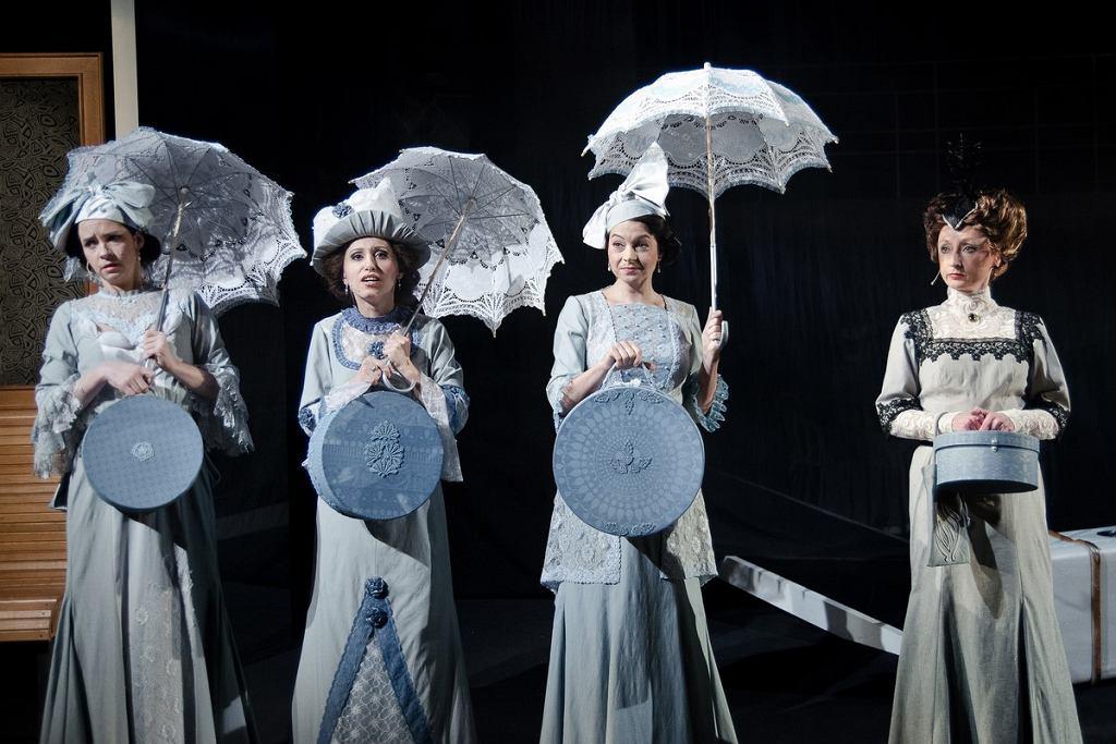 Marienbad, Teatr Żydowski im. Estery Racheli i Idy Kamińskich / fot. Andrzej Wencel