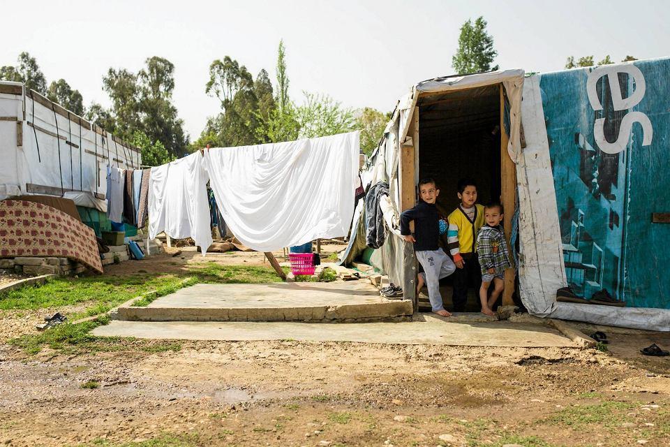 Krakowianka pracująca w Libanie prosi o pomoc dla uchodźców.