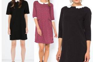 Sukienka z ko�nierzykiem: 15 propozycji na jesie�