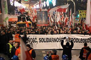 """Kaczy�ski: """"Idziemy dla Polski"""". Marsz Wolno�ci PiS"""