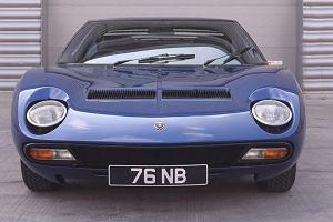 Aukcje | Lamborghini Miura Roda Stewarta na sprzedaż