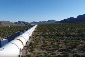 Prototyp Hyperloopa rozpędzony do 467 km/h na zawodach SpaceX. Ekipa z Niemiec wygrywa po raz trzeci
