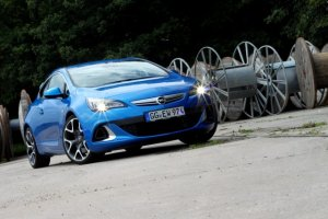Opel Astra OPC - test | Pierwsza jazda