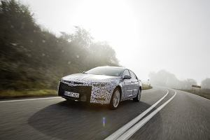 Opel Insignia Grand Sport | Pierwsza jazda | Kasowanie błędów