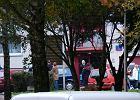 Mieszka�cy w nocy wr�cili do dom�w. Strzelec z Goc�awia jest w szpitalu