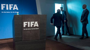 Afera w FIFA