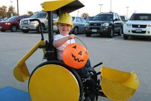 To prawdopodobnie jedyny kostium na Halloween, jaki powinniście w tym roku zobaczyć!