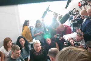 Andrzej Duda spotkał się z protestującymi opiekunami osób niepełnosprawnych. Ci przypomnieli mu jego obietnice