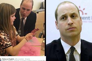 Księżna Kate i książę William w ośrodku dla dzieci w żałobie