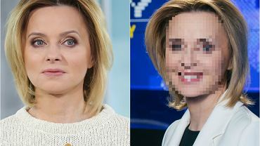 Jolanta Pieńkowska zawsze była uosobieniem elegancji, dobrego gustu i stylu. Zawsze nienagannie ubrana, w wysmakowanym makijażu, pokazywała jak wygląda kobieta z klasą. Tu nic się nie zmieniło, jednak fani, patrząc na twarz dziennikarki, nie mogą uwierzyć, że to ona. Co się stało?