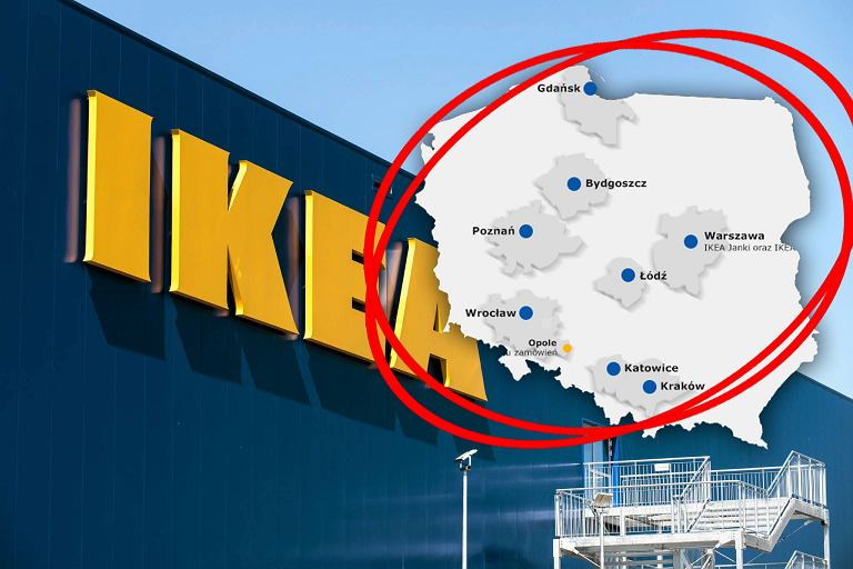 IKEA umożliwia zakupy przez internet