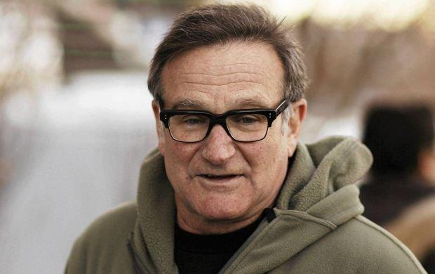 Robin Williams zam�wi� lody waniliowe, a kelnerka zrobi�a sobie z nim zdj�cie: Nie mog�am uwierzy�, �e to on