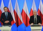 Kaczyński o Dudzie: Toczy się kampania przeciwko uczciwemu człowiekowi