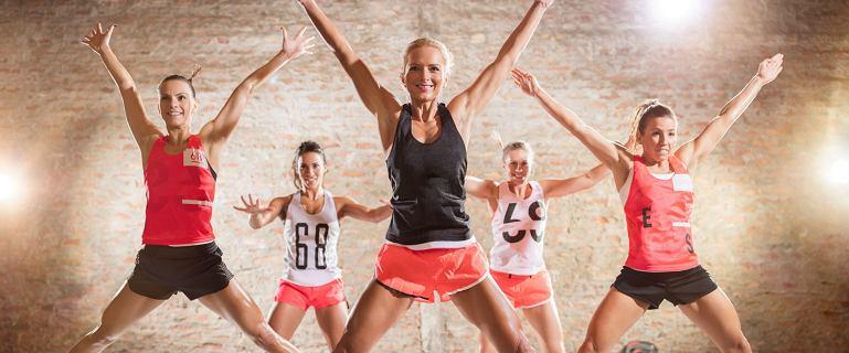 HIT!  Najlepsze zajęcia fitness, spalające tłuszcz!