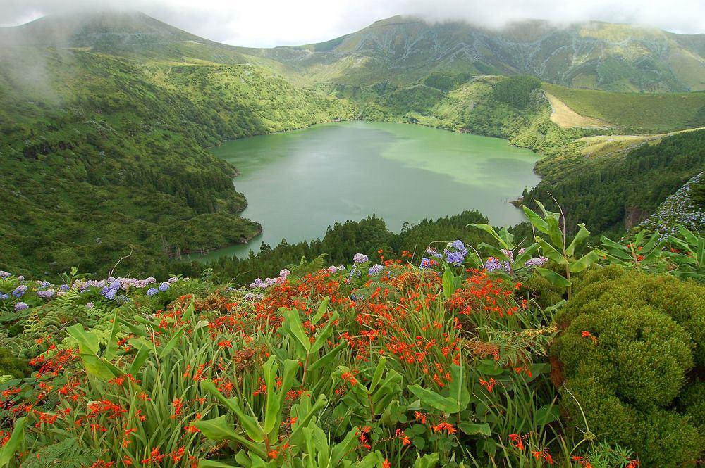 Azory: wycieczka do raju. Najbardziej egzotyczny zak±tek Unii Europejskiej